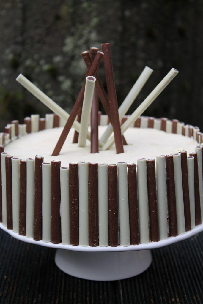 wei e schokolade toblerone torte ohne backen cuplovecake. Black Bedroom Furniture Sets. Home Design Ideas