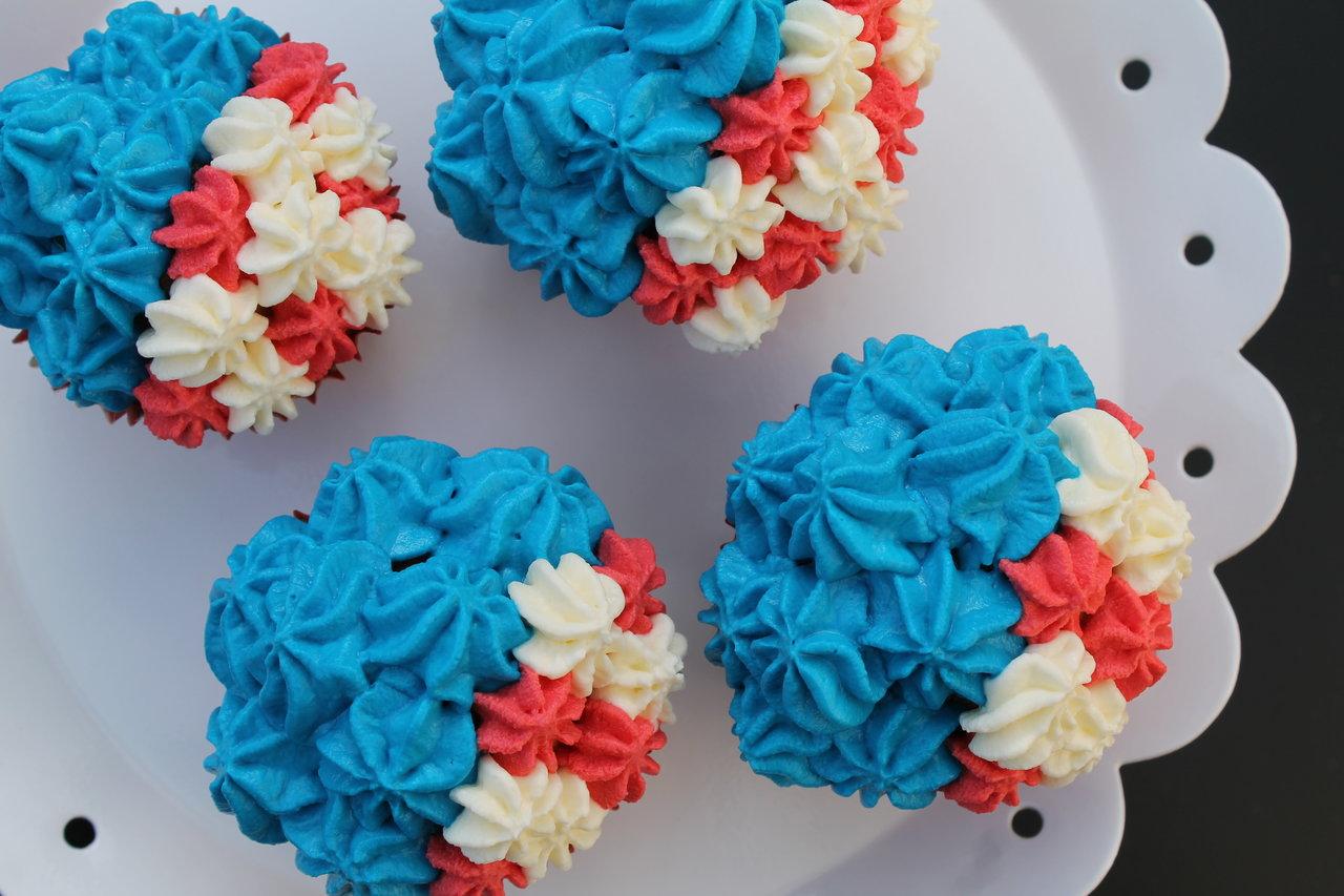 Kroatien Cupcakes Fur Mandzukic Olic Und Co Cuplovecake