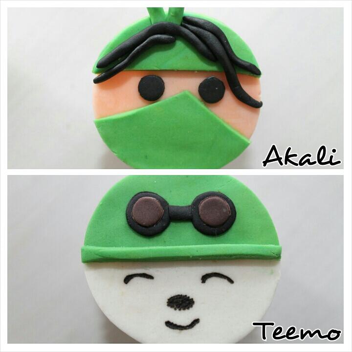 Akali - Teemo