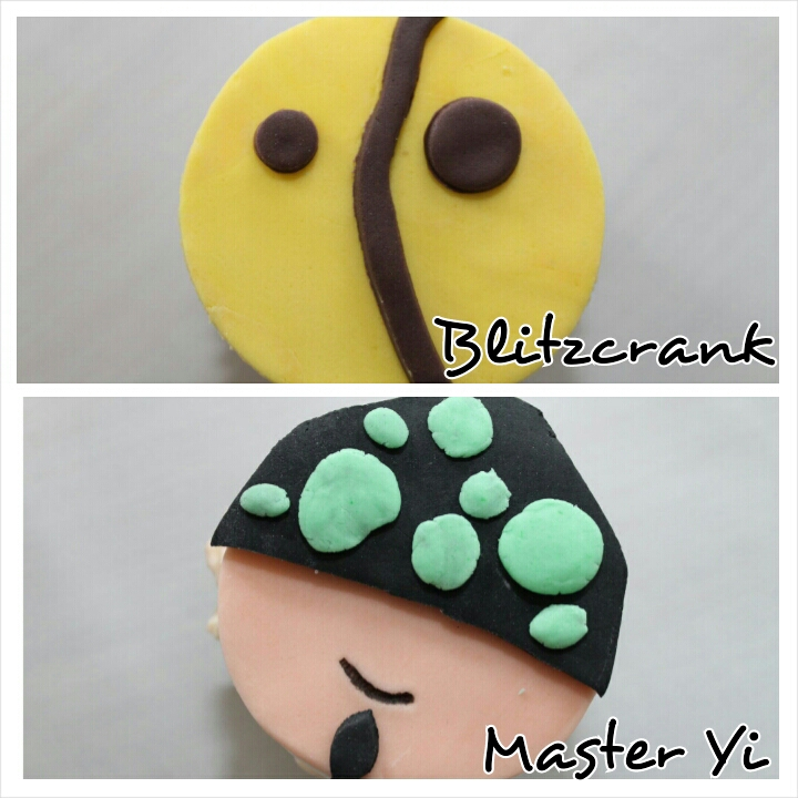 Master Yi - Blitzcrank