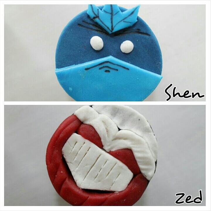 Shen - Zed