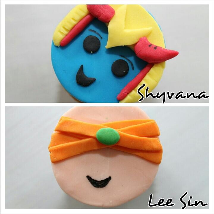 Shyvana - Lee Sin